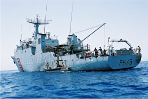 Le PSP Arago   ©Marine nationale (France)