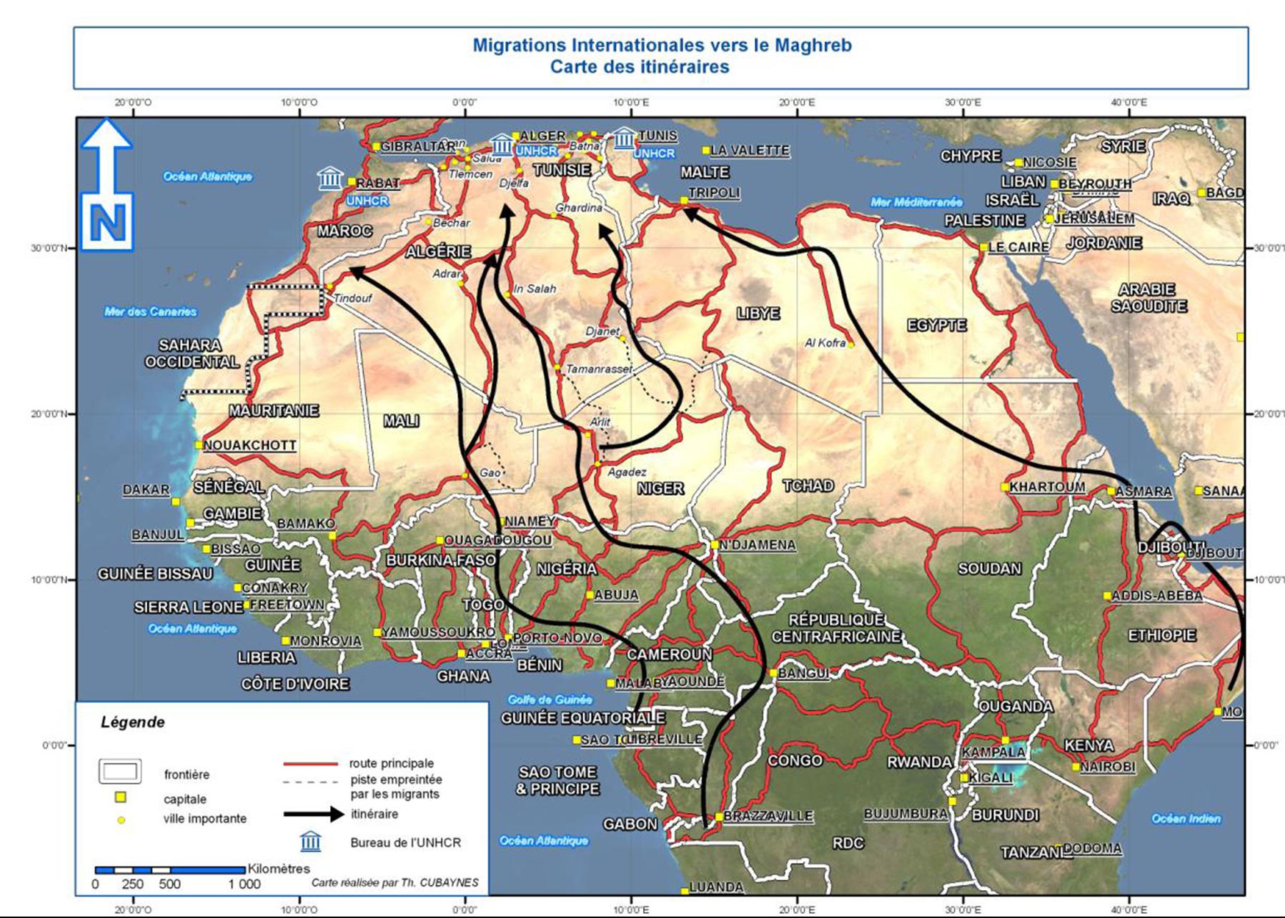 voyage algerie espagne 2015